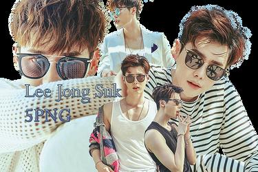 Lee Jong Suk PNG Pack {Arena Homme+} by kamjong-kai