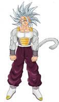 Goku ssj5 by Videl90