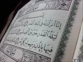 Quran II by alwafy