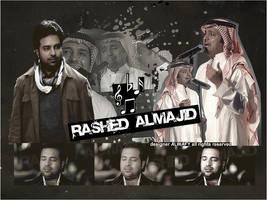 Collage For Rashed Almajid I by alwafy