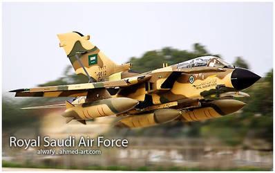 Royal Saudi Air Force by alwafy