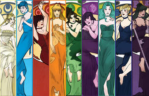 .Girls by Daylight. by xandrei