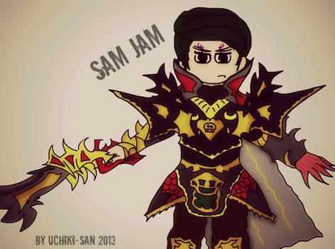 Metin2 FanArt - SamJam by UchikiSan