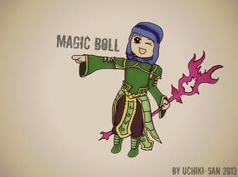 Metin 2 Fan Art - MagicBoll by UchikiSan