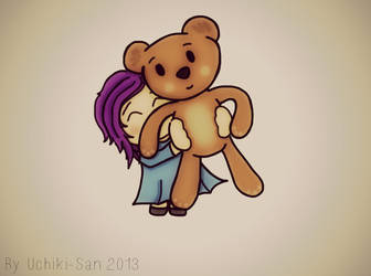 Metin 2 Fan Art (Other) - Teddy Bear by UchikiSan