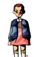 Eleven by Kannaa-chan