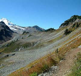 Mountainside Slope by ShroudedMist97