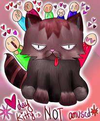 Valentine's Day Kitty by ShroudedMist97