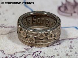 Zelda Songring - Epona's Song by PeregrineStudios