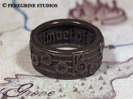 Zelda Songring - Minuet of Forest by PeregrineStudios