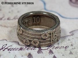 Zelda Songring - Song of Storms by PeregrineStudios