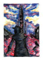 The Dark Tower by PeaceMakerSama
