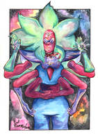 Alexandrite (Will eat your soul) by PeaceMakerSama