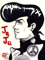 Josuke: Peace by PeaceMakerSama