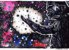 Darth Vader: CHAOS by PeaceMakerSama