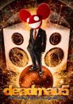 deadmau5 Promo by dak-loc