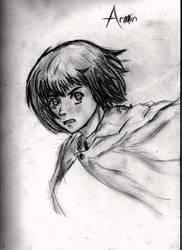 Armin by PimpernelPirateWolf