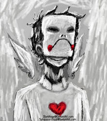 [COLLAB ART] Zacharie by SubSpace-Frost