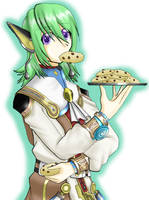 Faize's cookies by OceanLeviathan