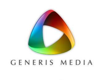 Generis Media logo by AK-studios