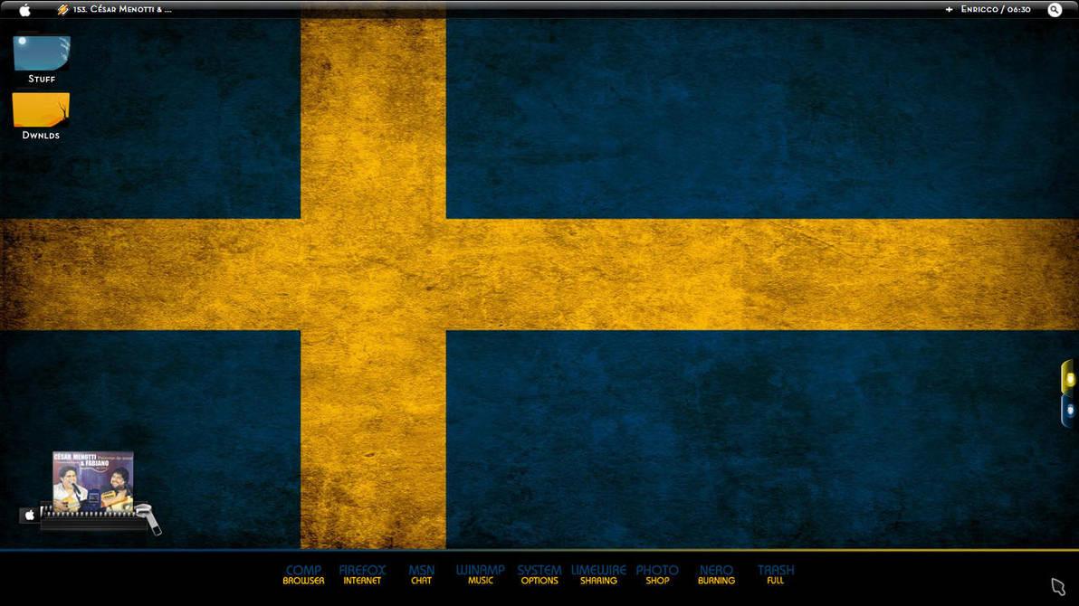 quick_shot___swedish_flag_by_yahoozinho_