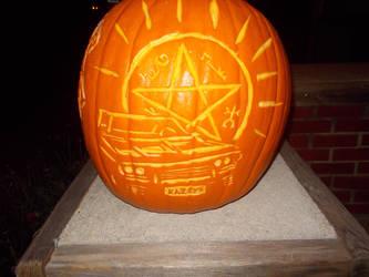 KAZ 2Y5 Pumpkin by VesperWinchester