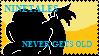 Ninetales Stamp by hotpinkdragon