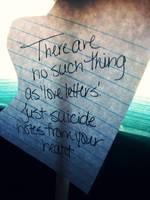 Heart's Suicide by jam-tart