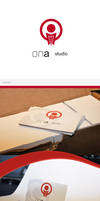 Ona-studio Business Card by alex-xs