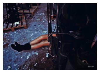Leg and Machine by alex-xs