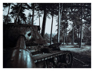 War Tank by alex-xs