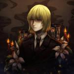 Scarlet Funeral by RebeccaMetroStory