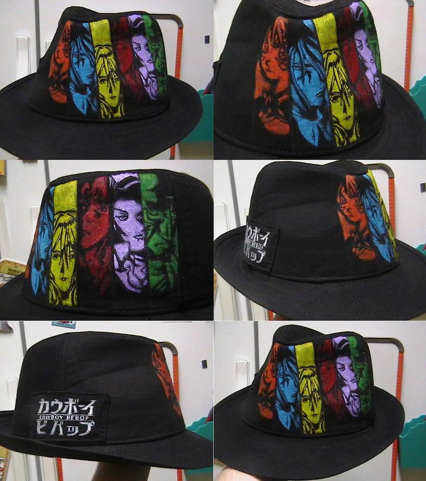 dadd4ae664a Cowboy bebop hat rhiakolareny on deviantart jpg 841x950 Cowboy bebop  accessories