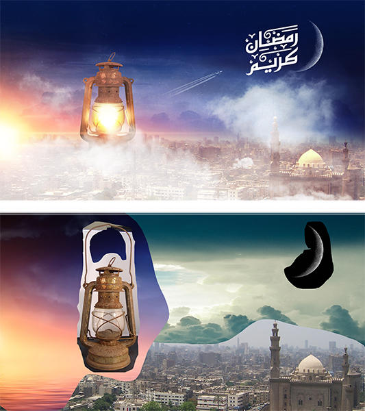 Happy Ramadan Kareem 2018 by ShootIdea