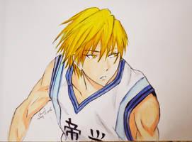 Kise Ryouta- Kuroko no Basket by Cane-the-artist