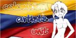 Colombian Artists Unit by FlakoPerez07