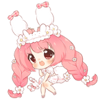 [C] Crayon Chibi for Anaxxxx by Valyriana