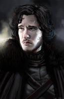 Jon Snow by DeeLock