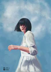 Girl by S-Mikki