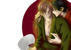 Koisuru Bokun - coloration by Sessinara