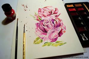 Roses by Vegeta3690