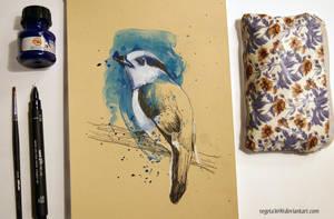 Little bird by Vegeta3690