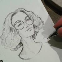 Glasses by Vegeta3690