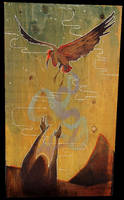 egyptian mythology by brainleakage