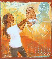 African mythology REDO by brainleakage