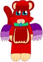 Chibi Cute Klara the Monkey Animatronic by Vickicutebunny