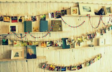 Our Vintage Memories by MarieAngelcakes