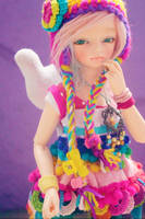 Rainbow Sprite by MarieAngelcakes