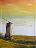 Windmill by chebot