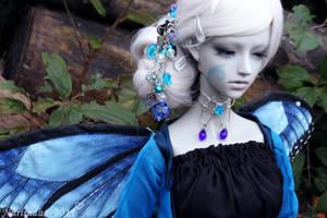 The Blue Queen by Nurlindae